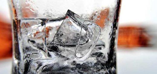 ice in glass ringtone